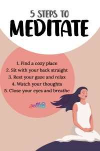5 Steps to Meditation