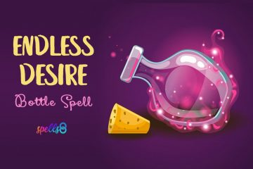 Endless Desire Bottle Spell to Strengthen a Relationship