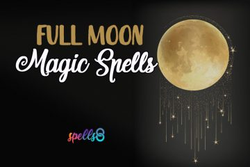 Real Magic Spells in the Full Moon