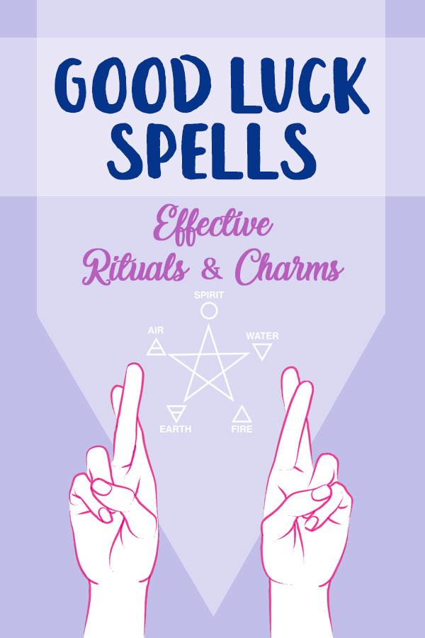 Good Luck Spells Witchcraft
