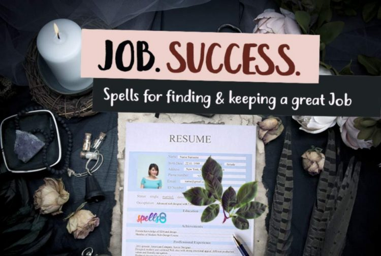 Job Spells that Really Work