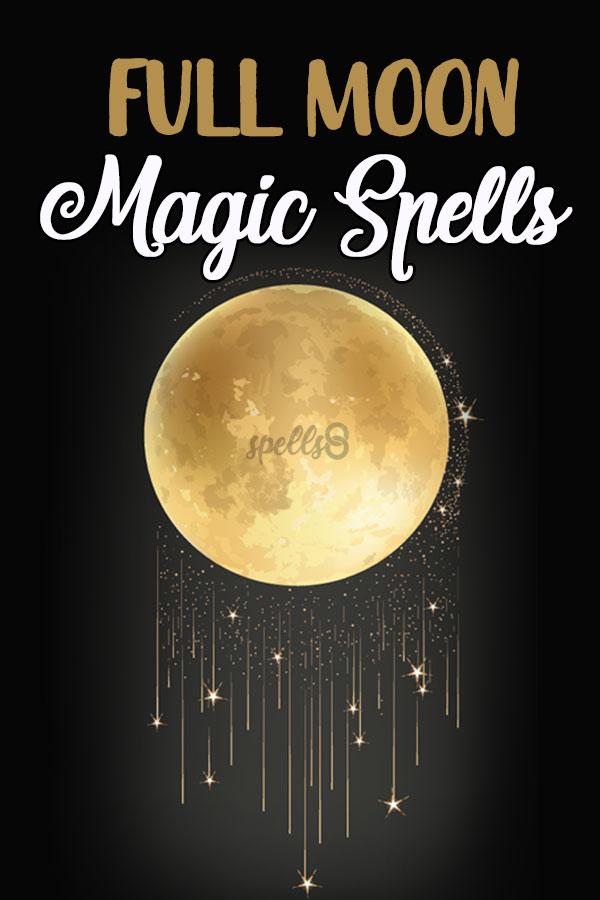 The Best Full Moon Spells for Magical Manifestations