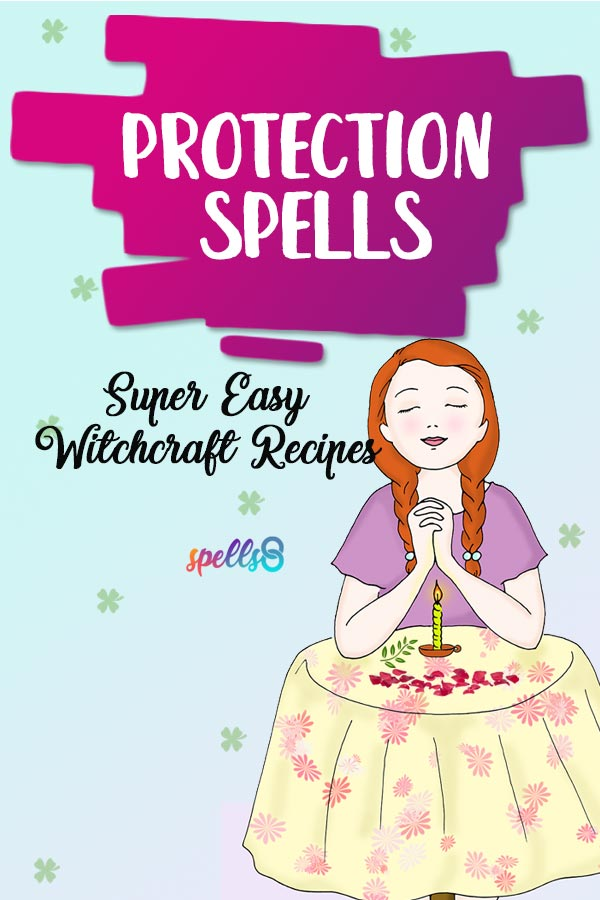 Spiritual Protection Spells