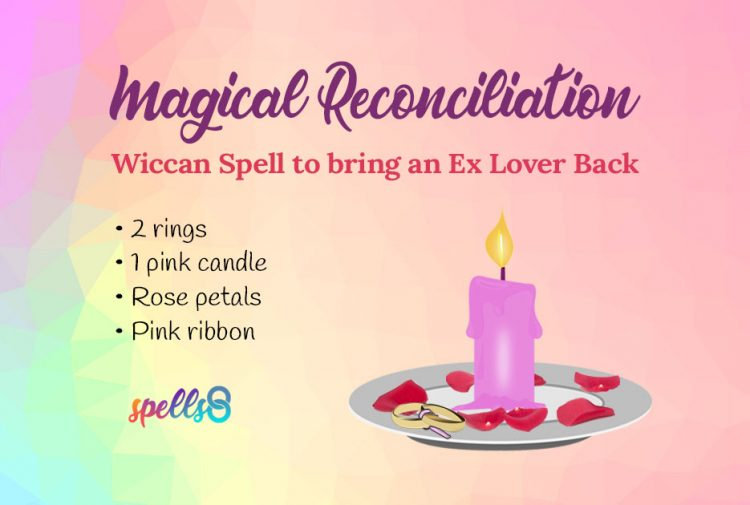 'Magical Reconciliation': A Spell to Bring a Lover Back
