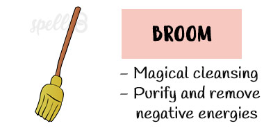 Broom real Witches