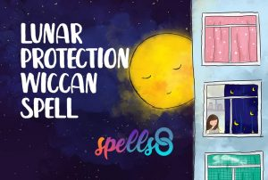 Lunar Protection Spell: Super Easy Full Moon Ritual