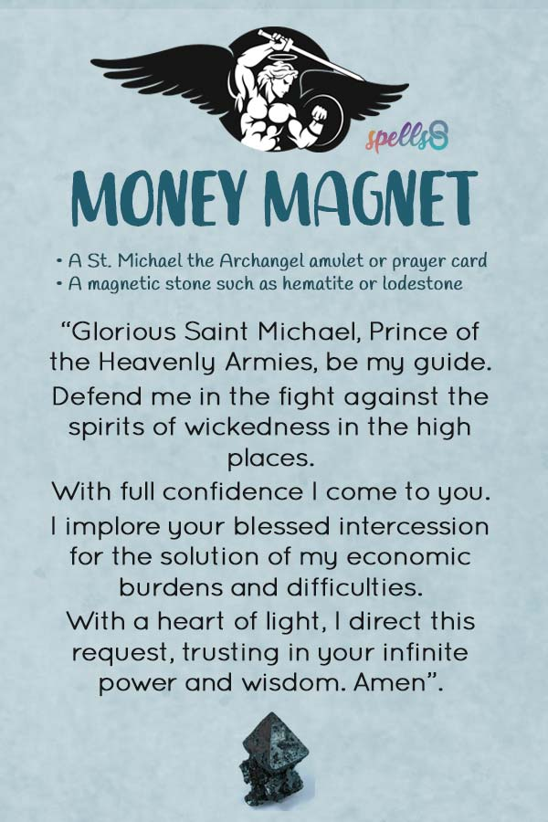 'Money Magnet': A Catholic Ritual for Urgent Needs