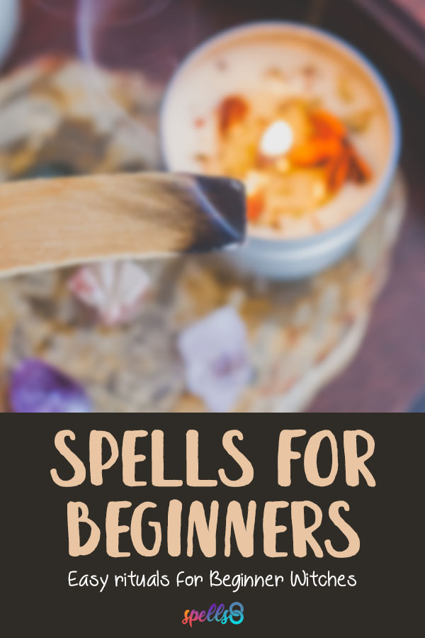 Perfect Spells for Beginner Witches to Learn at Home