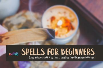 Spells for Beginner Witches