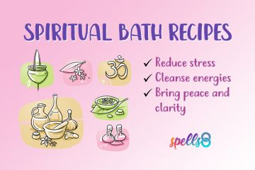 Easy Guide to Spiritual Baths + Cleansing Recipes