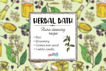 Spiritual Bath to Remove Negativity
