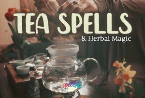 Magickal Herbal Tea Recipes