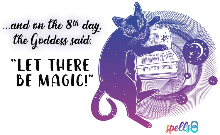 Let there be Magic Spells!