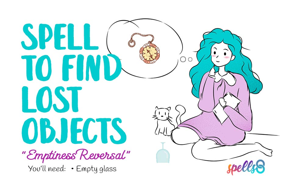 'Emptiness Reversal': Spell to Find a Lost Object Fast