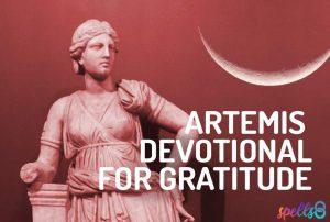 Artemis Devotional Prayer