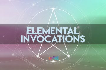 Wiccan Elemental Invocation Chants Meditation