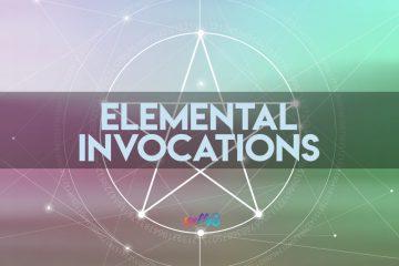 Wiccan Elemental Invocation Chants Meditation
