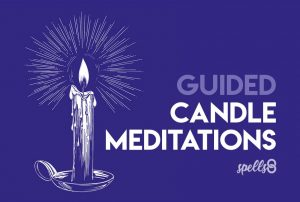 Guided Candle Meditations Flames