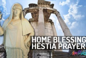 Hestia Wiccan Devotional Prayer