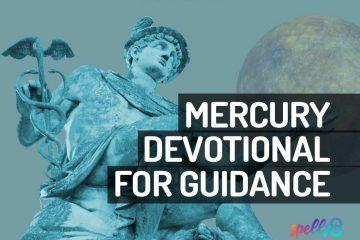 Mercury Daily Wiccan Prayer