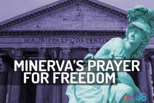 Minerva Prayer Wiccan Devotional