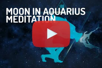Moon in Aquarius Meditation