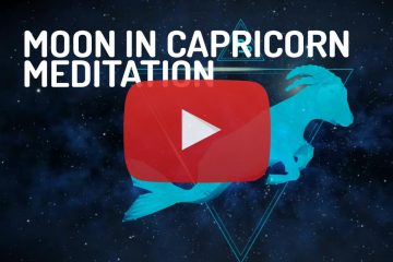 Moon in Capricorn Meditation