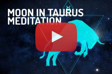 Moon in Taurus Zodiac Meditation