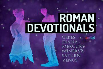 Roman Deities Devotionals