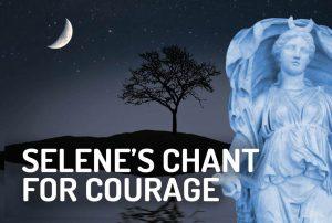 Selene Wiccan Goddess Devotional