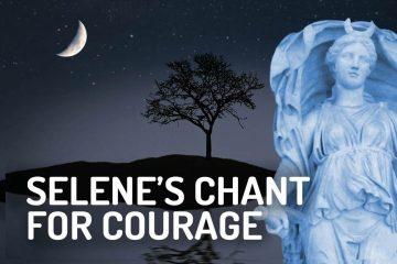 Selene Daily Wiccan Prayer
