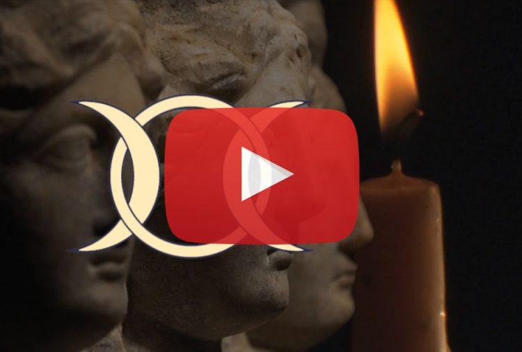 Triple Goddess Evocation Ritual Wicca