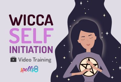 Wicca Self-Initiation Video Course