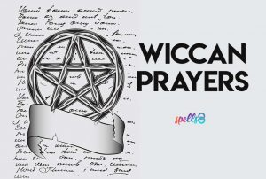 Wiccan Prayers