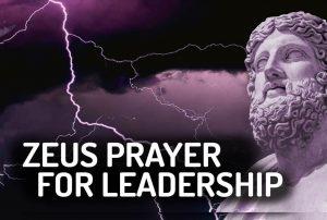 Zeus Prayer Wiccan Devotional