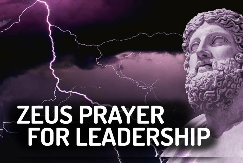 Zeus Prayer Wiccan Devotional