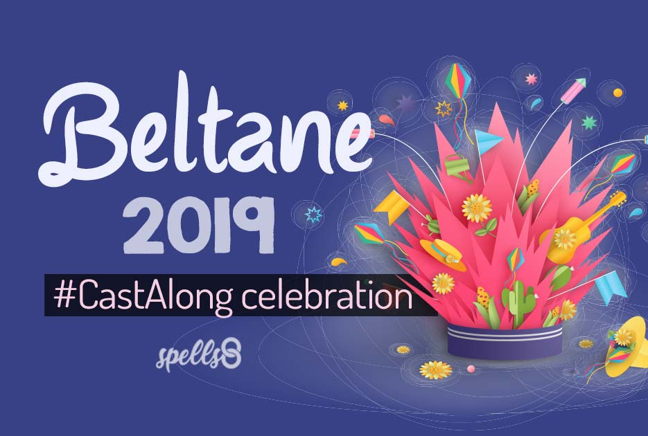 Beltane Celebration Video Spell Ritual