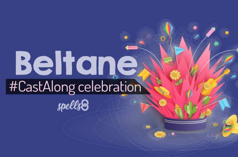 ▶️ Beltane Celebration Ritual #CastAlong