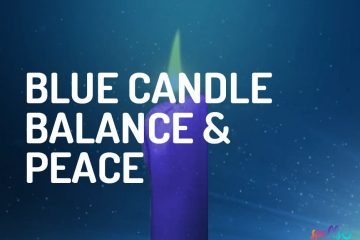 Blue Candle Spells