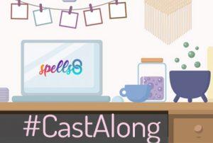 CastAlong video spells