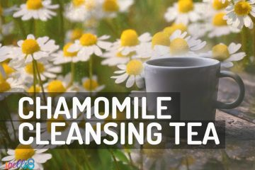 Chamomile Tea Cleansing Meditation