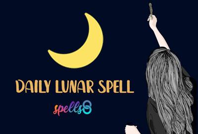 Daily Lunar Spell