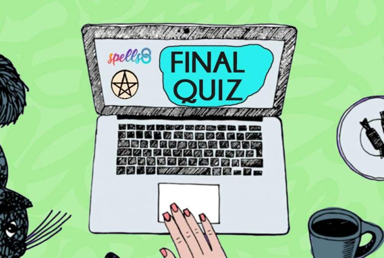 Final Quiz Wicca Initiation
