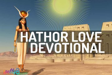Hathor Love Devotional Prayer