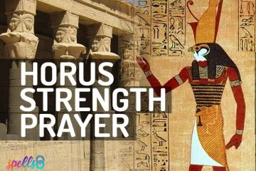 Horus Strenght Prayer Devotional
