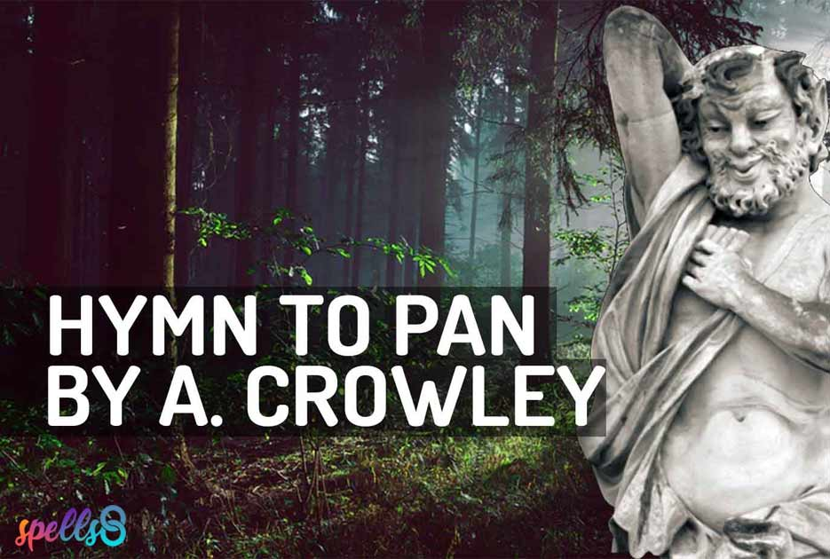 Hymn to Pan Wiccan Greek God Devotional