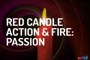 Red Candle Spells