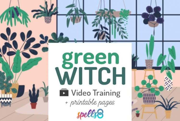 Green Witchcraft Herbal Magic Course
