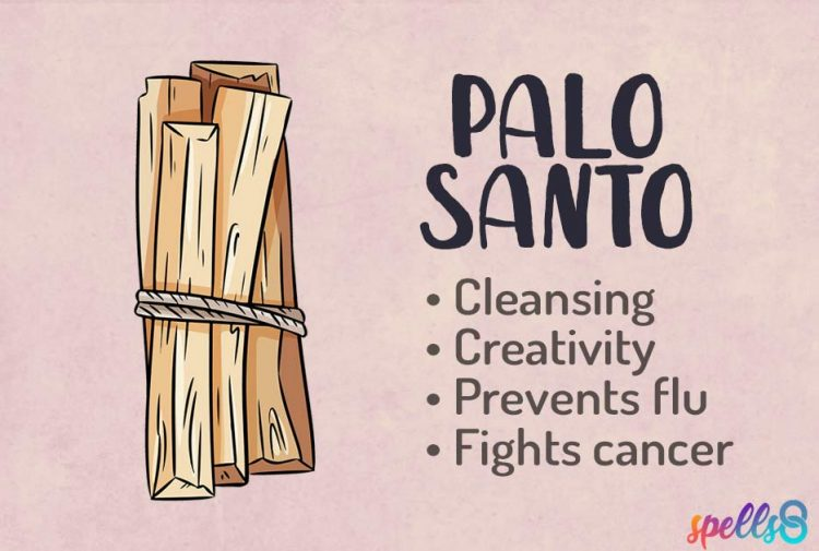 Magickal properties of Palo Santo