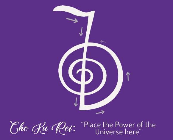 Cho Ku Rei Symbol of Power